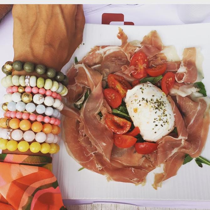 Prosciutto and Mozzarella All Day Every Day!
