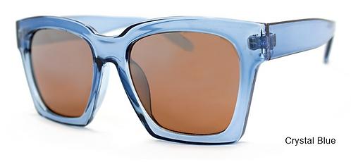 Knock Crystal Blue Sunglasses