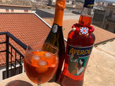 Aperol celebrates its 100yr anniversary 🎉