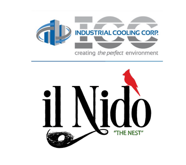 il Nido + ICC Industrial Cooling raffle