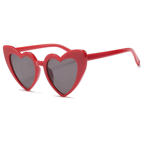 Red Heart Sunnies