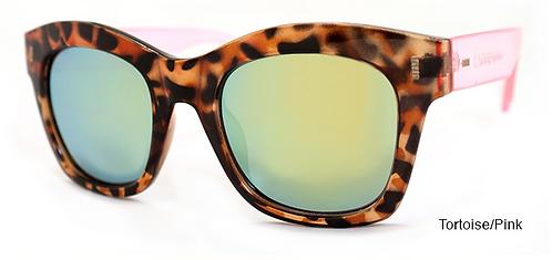 Force Tortoise/Pink Sunglasses