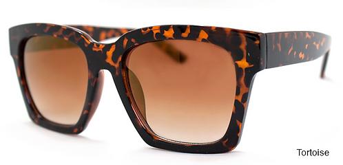 Knock Tortoise Sunglasses