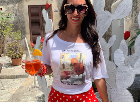 A Spritz A Day Keeps The Doctor Away!