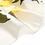 Thumbnail: White Lemon Print Silk Scarf