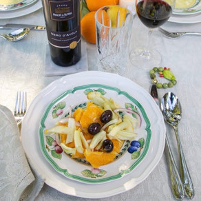 My Sicilian Orange and Fennel Salad