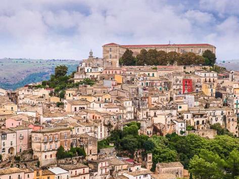 Ragusa - A city of sights