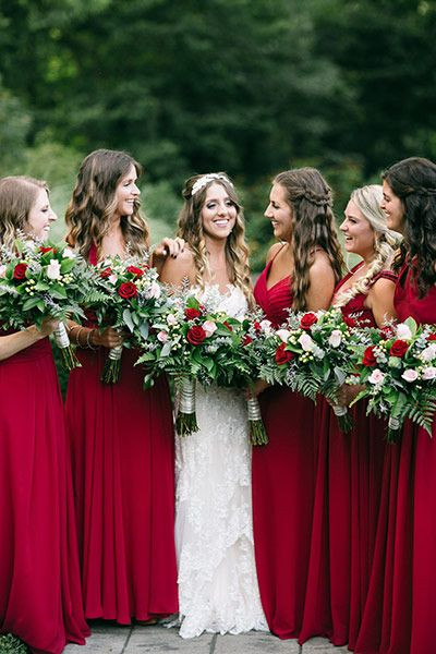 "Get ""RED""-y to walk down the aisle with Beauty & the Bride"