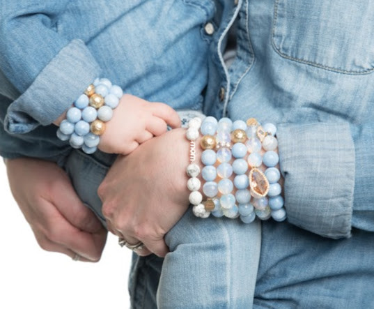 """All she wants for Mother's Day is """"Peace, Serenity and Armcandy"""""""