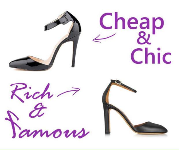 Cheap N Chic vs. Rich N Famous