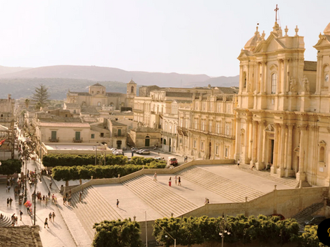 Noto - the hidden gem of southern sicily
