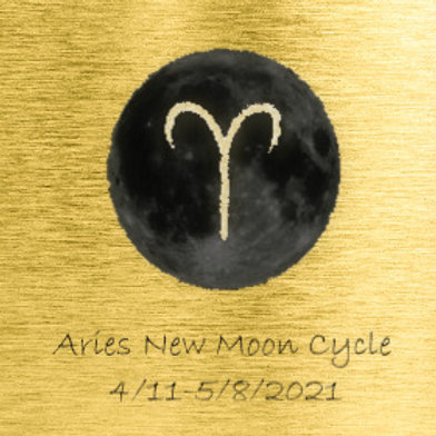 Writing Down the Moon: Journal (One Lunar Cycle)