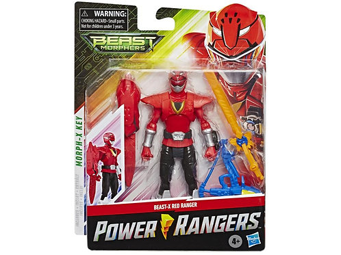 Power Rangers Beast Morphers - Beast X Red Ranger