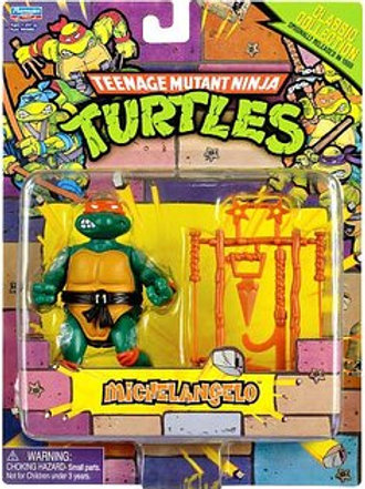 TMNT - Michelangelo Classic Collection