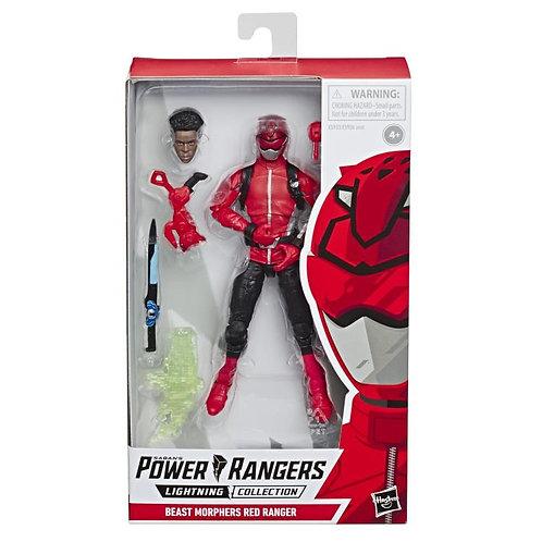 Power Rangers Lightning Collection - Beast Morphers Red Ranger