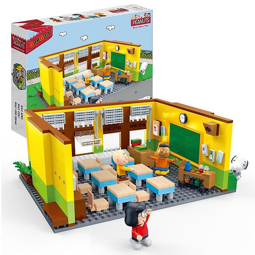 Snoopy Classroom