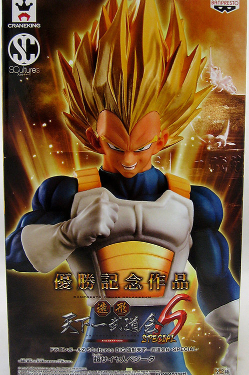 Super Saiyan Vegeta Colosseum