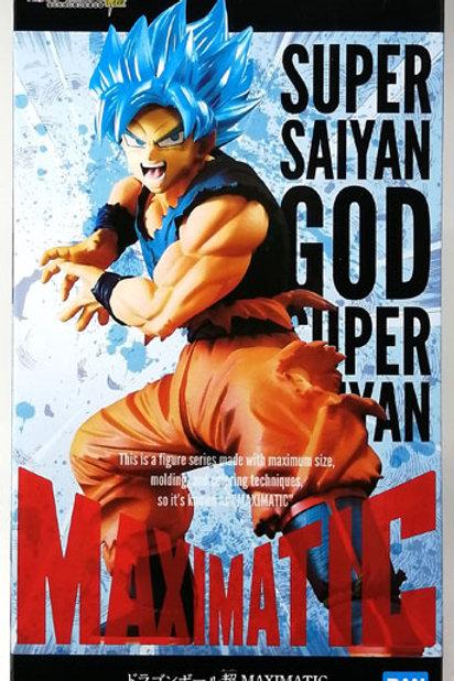 Dragon Ball Super Maximatic Vol.2 Super Saiyan God Super Saiyan Goku