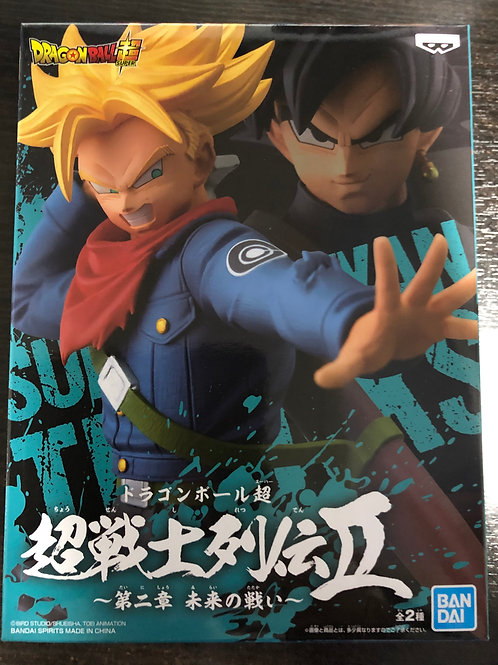 Dragon Ball Super Warriors Battle Retsuden II Vol.2 - Super Saiyan Future Trunks