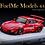 "Thumbnail: FuelMe Model Car – RWB 993 ""Medusa"" - Scarlet Red"