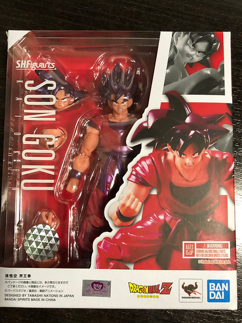 S.H.Figuarts Dragon Ball Z - Son Goku Kaioken