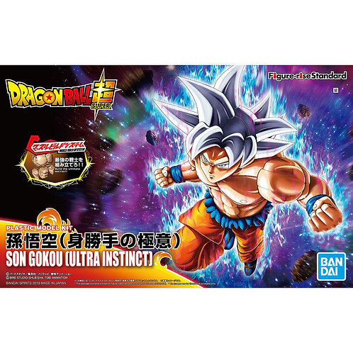 Dragon Ball Super - Son Goku (Ultra Instinct)