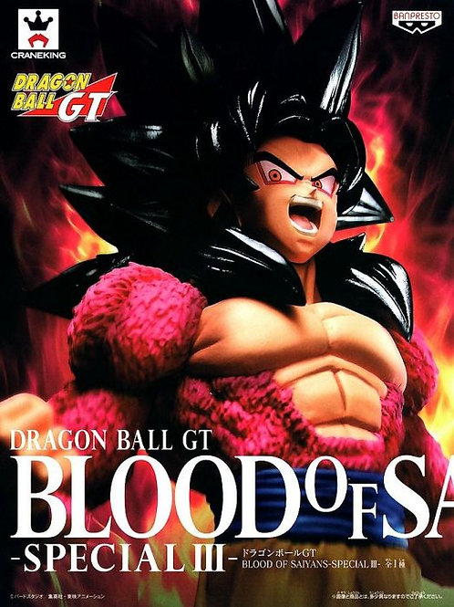 Dragon Ball GT – Blood of Saiyans Super Saiyan 4 Goku (Special Ver. Vol.3)