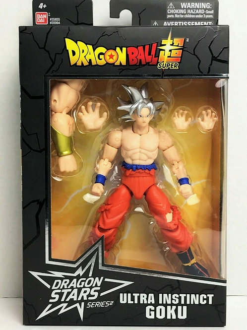 Dragon Ball Super - Ultra Instinct Goku Action Figure