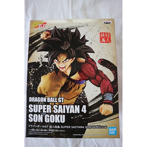 Dragon Ball GT - Super Saiyan 4 Son Goku Figure