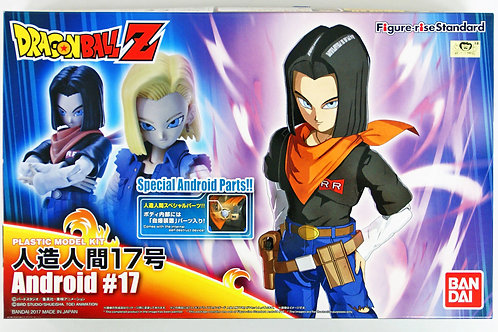 Dragon Ball Z - Android No. 17
