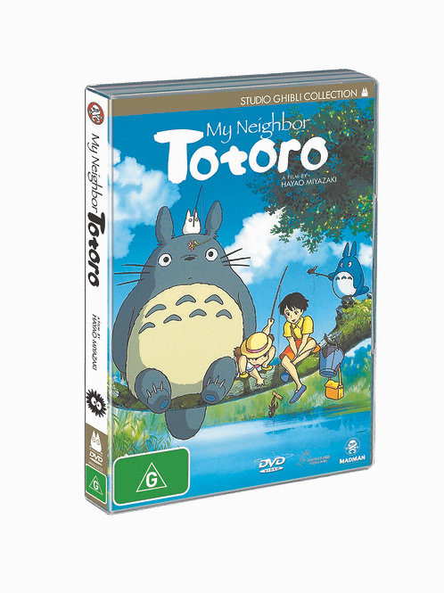 My Neighbor Totoro (Blu-Ray)