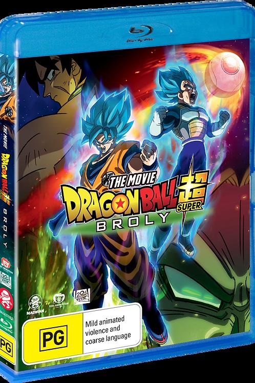 Dragon Ball Super - The Movie: Broly (Blu-Ray)