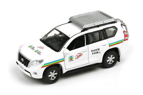 Tiny City Die-cast Model Car – Toyota Prado TVB News #121
