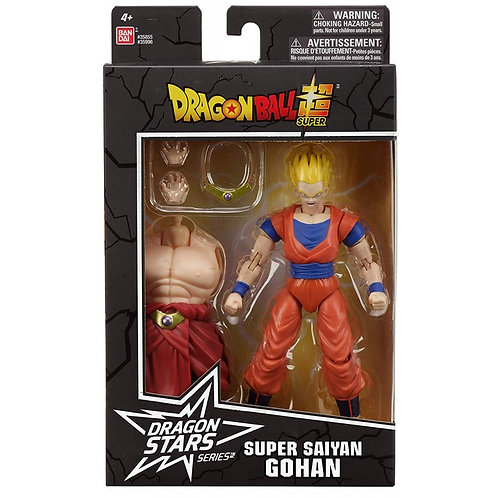 Dragon Ball Super - Super Saiyan Gohan Action Figure