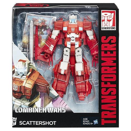 Combiner Wars - Scattershot Wave 5