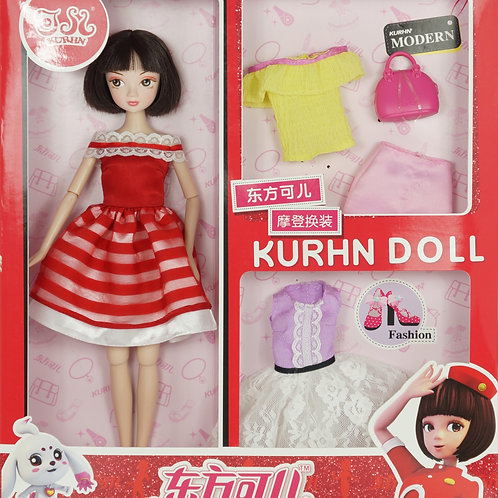 Kurhn Casual Modern Fashion Set