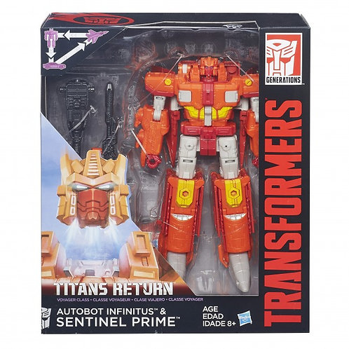 Voyager Class Sentinel Prime