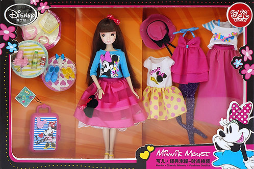 Kurhn Disney Classic Minnie Fashion Outfits Set