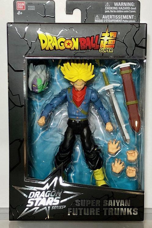 Dragon Ball Super - Super Saiyan Future Trunks Action Figure