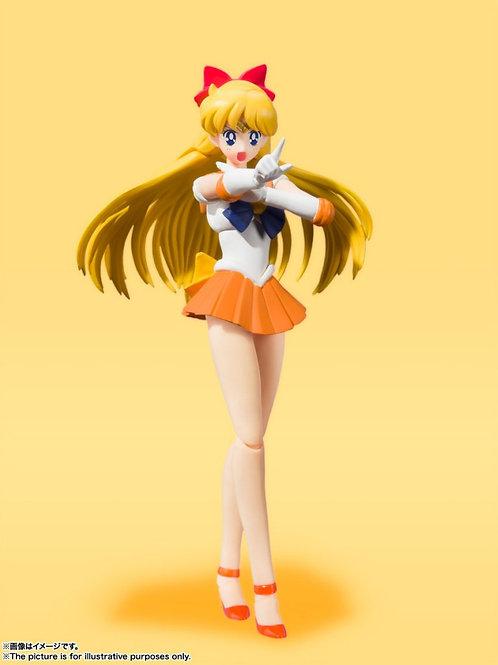 S.H.Figuarts - Sailor Venus Animation Colour Edition