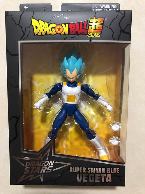 Dragon Ball Super - Super Saiyan Blue Vegeta Action Figure