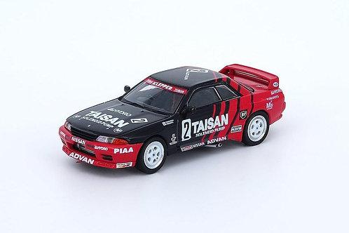 INNO64 – NISSAN SKYLINE GT-R R32 #2bTAISAN KLEPPER JTC 1991