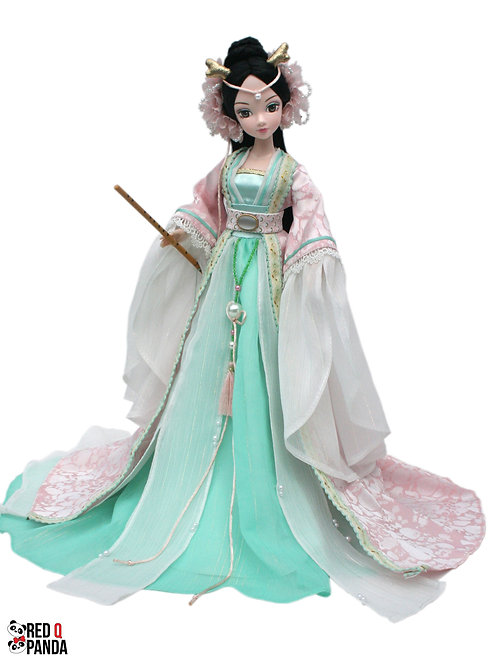Chinese Dragon Princess