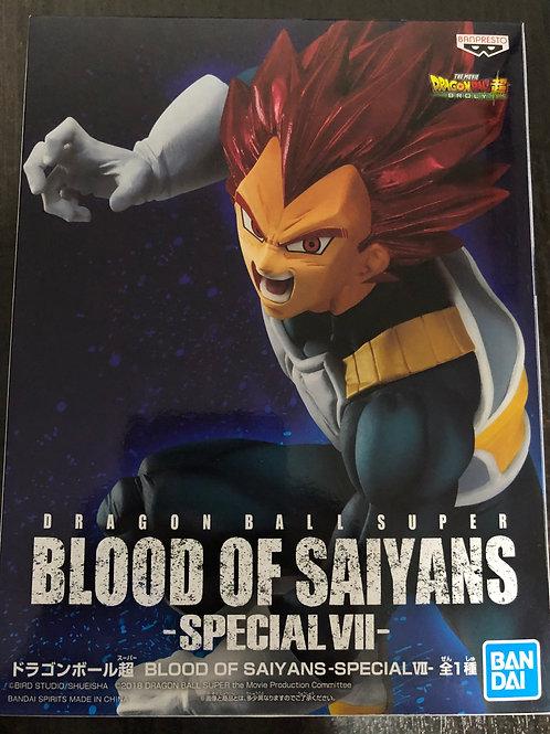Dragon Ball Super Blood of Saiyans Super Saiyan God Vegeta (Special Ver. 7)