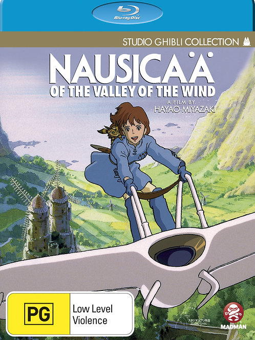 Nausicaa of the Valley of the Wind - Blu-Ray