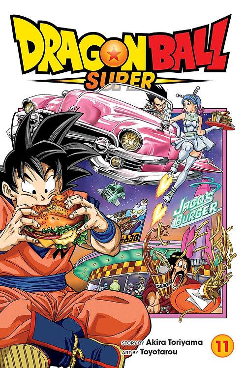 Dragon Ball Super, Vol. 11 by Akira Toriyama