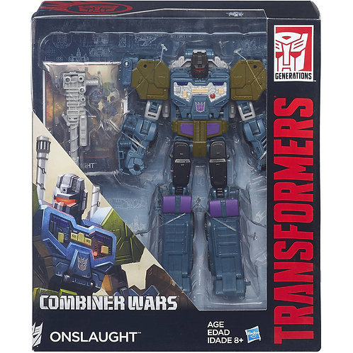 Combiner Wars - Onslaught Wave 5