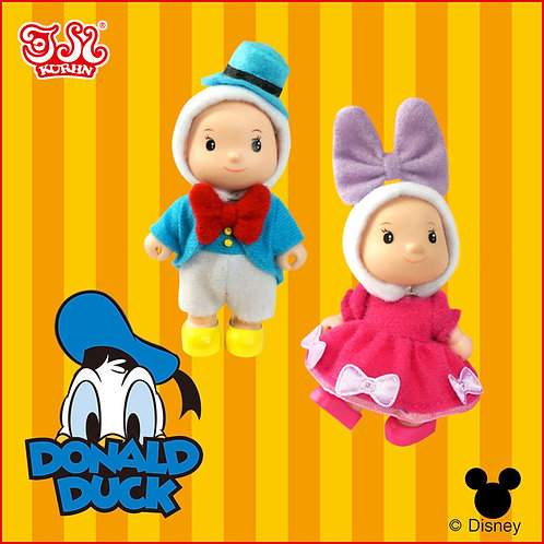 Disney Dudy Donald Duck & Daisy Set