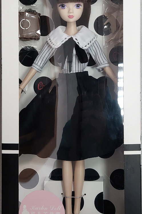 Kurhn Fashion Style Studio Series - Artist Studio stylish dress doll