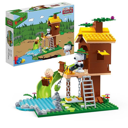 Snoopy Lookout Tower